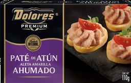 Paté de Atún Dolores Premium Ahumado 110 gr