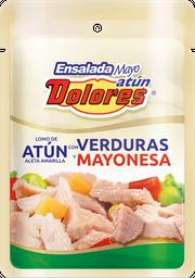 Ensalada de Atún Dolores con Mayonesa Pouch de 110 g