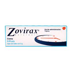 Zovirax Crema 5 g (0.05 g/g)
