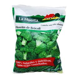Floretes de brócoli La Huerta congelados 500 g