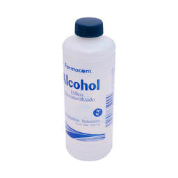 Alcohol Farmacom 250 mL