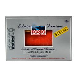 Sobre de Salmon Fiordo Ahumado Atlantico Corte Sashimi 115 g