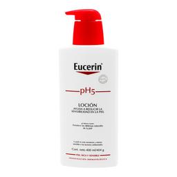 Crema Corporal Eucerin Líquida Ph5 Piel Sensible