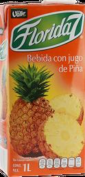 Jugo Florida 7 Piña 1 L