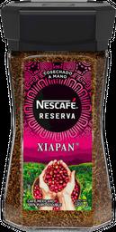 Café Soluble Nescafé Xiapan Reserva Chiapas 180 g