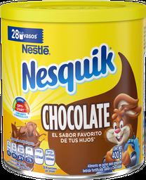 Saborizante de Leche Nesquik Chocolate en Polvo 400 g