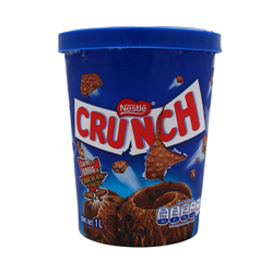 Helado Nestlé Crunch Chocolate