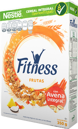 Cereal Fitness Fruits Integral 350 g