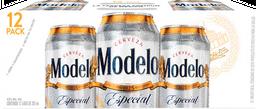 Cerveza Modelo Especial 355 mL x 12