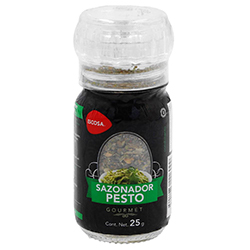 Sazonador Escosa Pesto 25 g