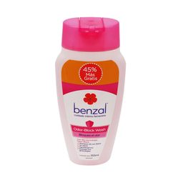 Combe Benzal Gel íNtimo / Ducha Wash Odor Block 240 mL