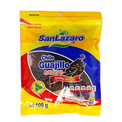 Chile Guajillo San Lazaro Entero