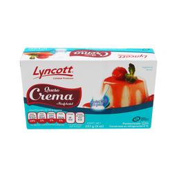 Queso Crema Lyncott Reducido en Grasa 227 g