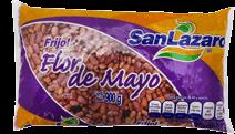 Frijol San Lázaro Flor De Mayo 900 g
