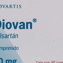 Diovan 80Mg Cpr C30