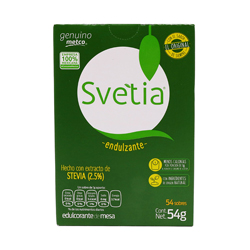 Sustituto de Azúcar Stevia 54 g