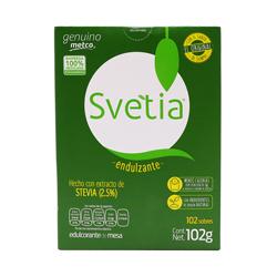 Sustituto de Azúcar Stevia 102 g