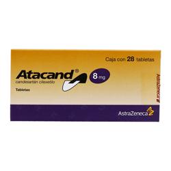 Atacand 8 mg 28 Tab