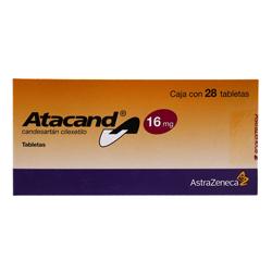 Atacand 16 mg 28 Tab