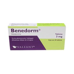 Benedorm (3 mg)