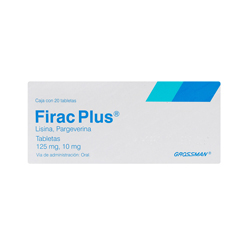 Valeant Firac Plus 20 Tabletas Caja