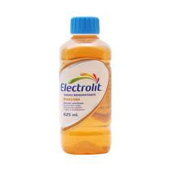 Suero Rehidratante Electrolit Manzana Botella
