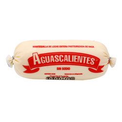 Mantequilla Aguascalientes Con Sal 220 g
