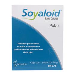 Soyaloid Polvo 90 g (pH 5.75)