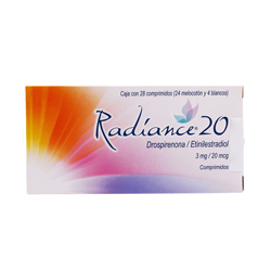 Radiance 20 (3 Mg/0.02 Mg)