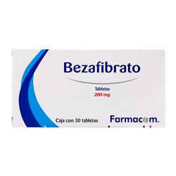 Bezafibrato 200 Mg Tabs C/30