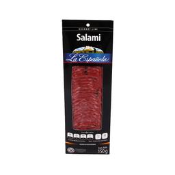 Salami La Española Rebanado 150 g