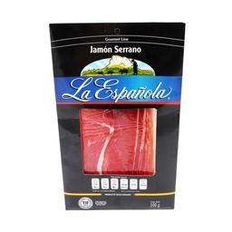 Jamón Serrano La Española 100 g