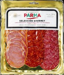 Selección gourmet Parma 150 g
