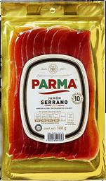 Jamón serrano Parma 100 g