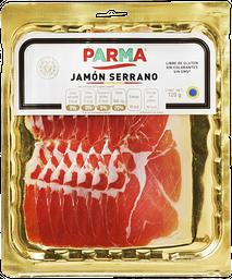 Jamón serrano premium Parma 120 g