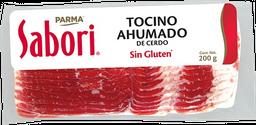 Tocino ahumado de cerdo Sabori 200 g