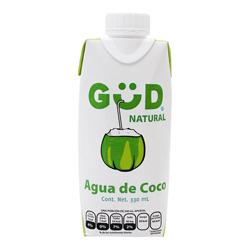 Agua Saborizada Güd de Coco Tetrapack 330 mL