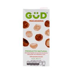 Alimento Líquido Güd Nuez de Macadamia 1 L