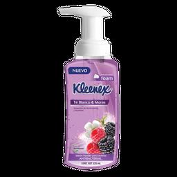Jabón Kleenex Liquido Para Manos Té Blanco y Moras 220 mL