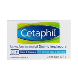 Cetaphil JabónAntibacterial Piel Normal