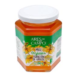 Miel Aires De Campo Floración de Girasol 350 g