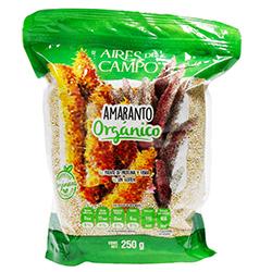 Amaranto Aires De Campo Orgánico 250 g