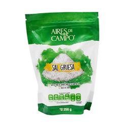 Sal de Mar Aires de Campo Grano Grueso 250 g