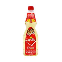 Capullo Aceite Vegetal De Canola