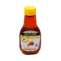 Miel de Abeja Campo Vivo Orgánica 370 g