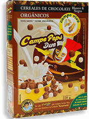 Cereal Campo Pops Duo Con Chocolate 220 g