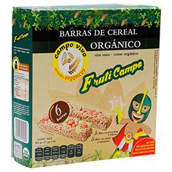 Barra Campo Vivo Fruti Campo Con Amaranto 102 g