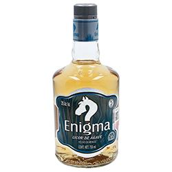 Destilado De Agave Enigma 750 ml