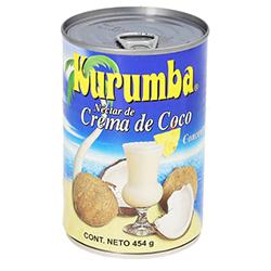 Crema Coco Kurumba lata 454 g
