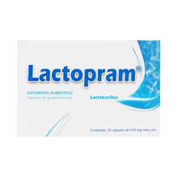 Lactobacilos 430 Mg C/20 Caps